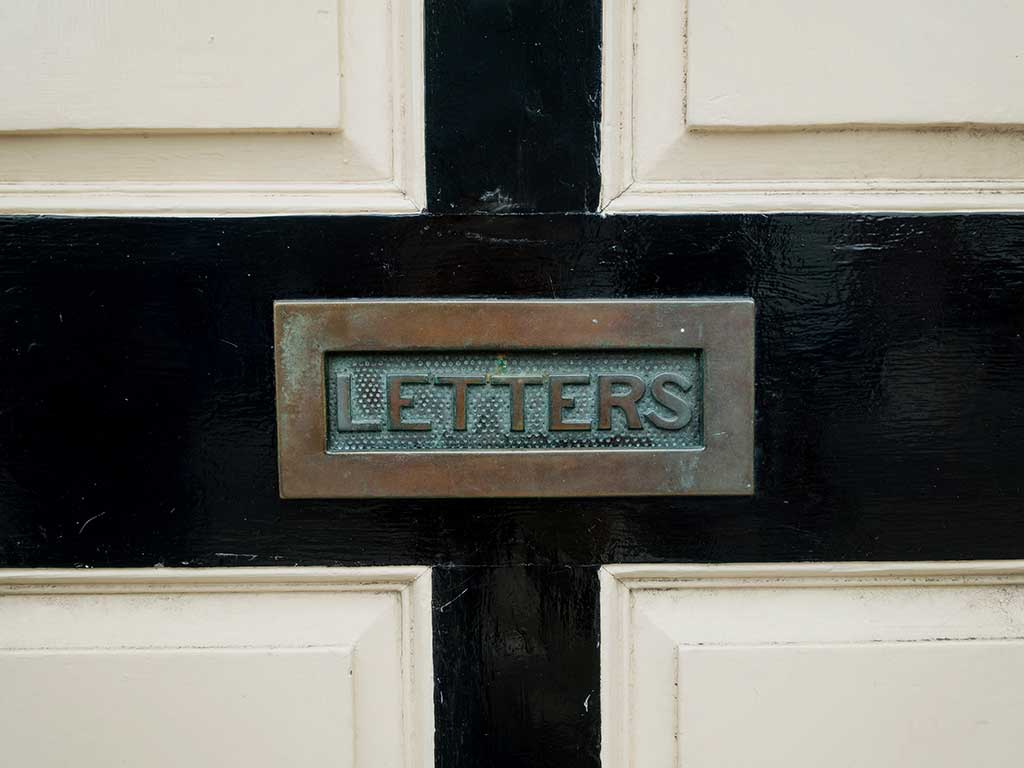 letters